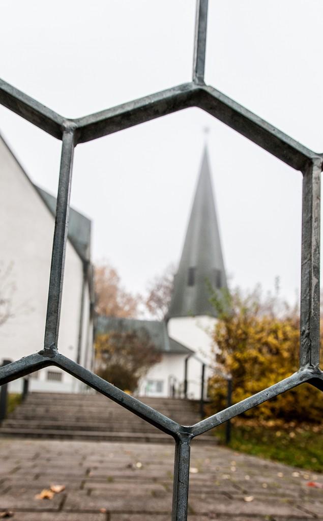 Turm der Matthäuskirche